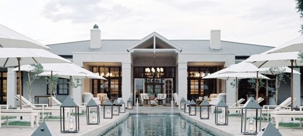 Private Game Reserve-Manor House