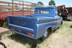 Cars - Chevvy Blue 380978