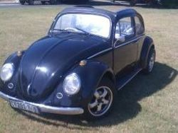 Cars - Convertible Beetle