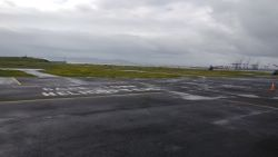 Runway and Heli Pad
