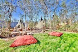 Circle T Ranch - Teepee Tents