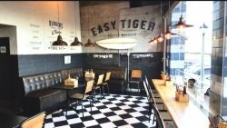 Restaurant and Cafe - Easy Tiger